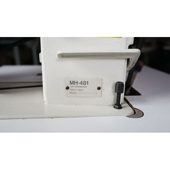 MH-481 Chain Stitch Industrial Sewing Machine 3