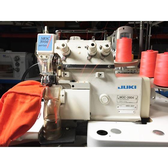 OVERLOCK INDUSTRIAL SEWING MACHINE