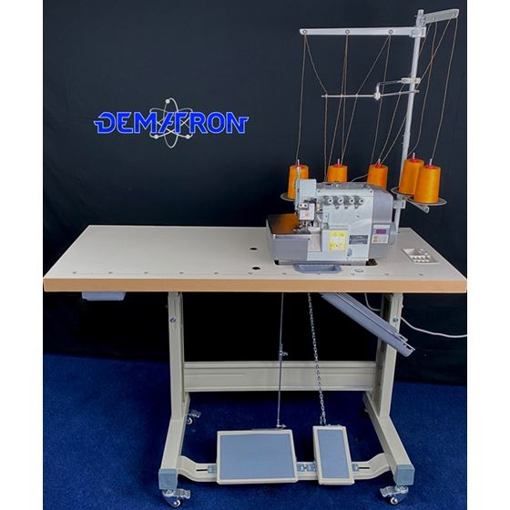 INDUSTRIAL SERGER SEWING MACHINE