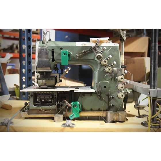 DFB-1412P 122 Needle Chainstitch Sewing Machine