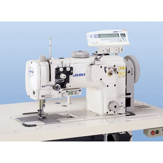 LU-2260N-7 (1.6 fold-capacity hook) High-speed, 2-needle, Unison-feed, Lockstitch Machine with
