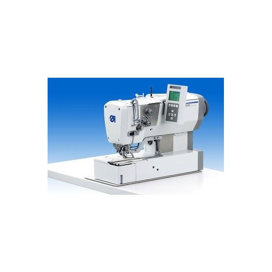 540-100-01 LockStitch Buttonhole Sewing Machine