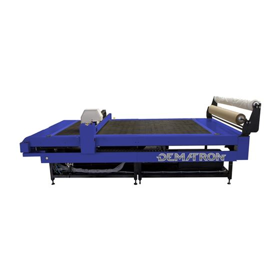 FABRIC CUTTER AUTOMATED 3