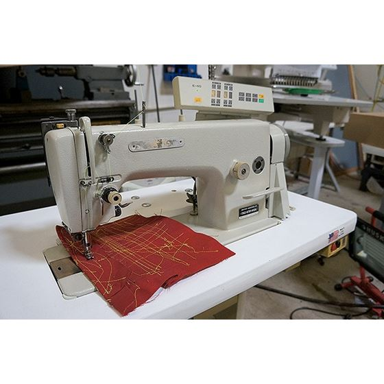 Automatic Needle Feed Sewing Machine
