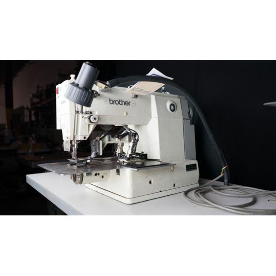 Programmable Pattern Sewing Machine/Webbing 3