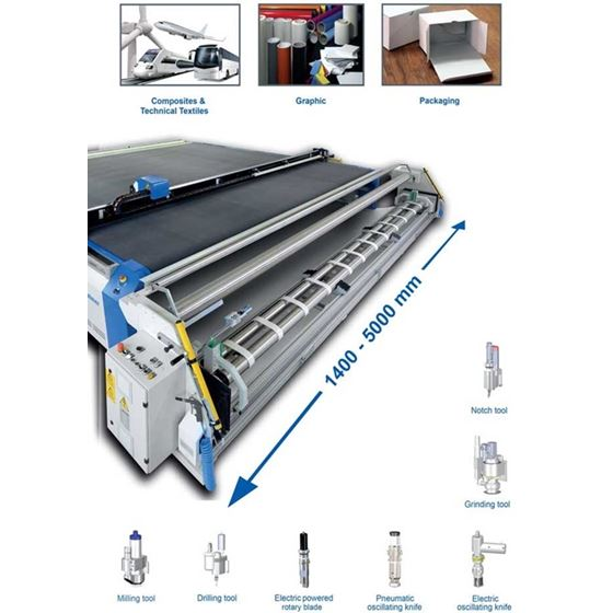 GRAPHICS VINLY HIGH-SPEED CNC CUTTER 2