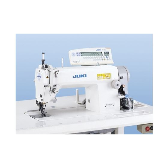 DLU-5490N Single Needle Bottom Top Feed Sewing Mac
