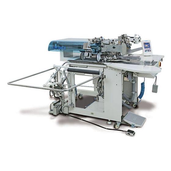 APW-895 Lockstitch, Automatic Welting Machine