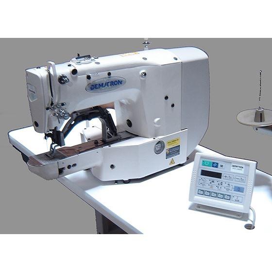 Electronic Bar Tacker Bar Tack Sewing Machine DEMATRON DLK-1900A-HS