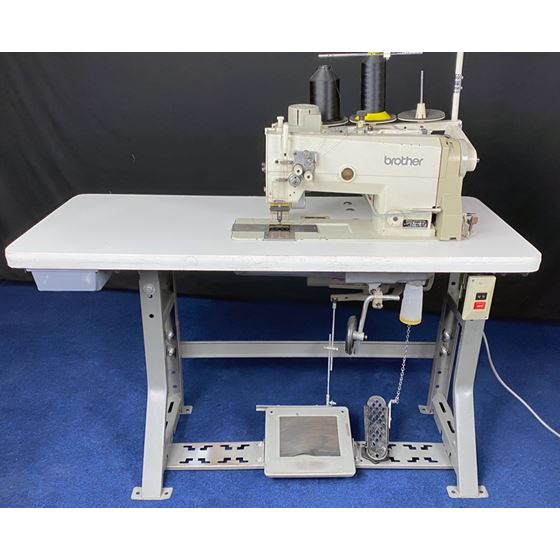 Brother Double Needle Industrial Machine