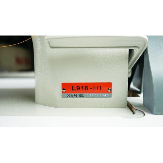 L918-H1 Single Needle Lockstitch 3