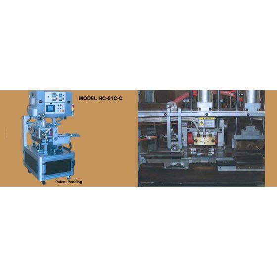 SHEFFIELD HC-51C-C Belt Cutting Machine